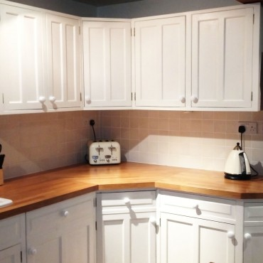 We were able to refurbish our clients