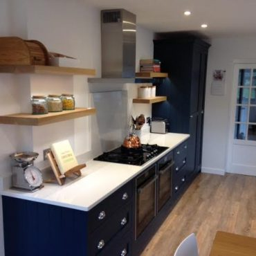 Handmade Kitchens Of Christchurch Units Painted In
